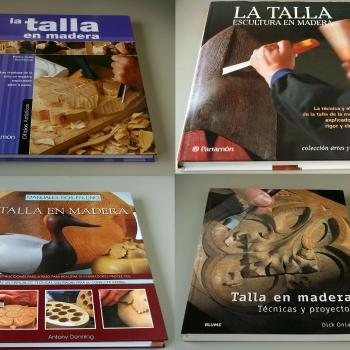 Bibliografía sobre la talla en madera.