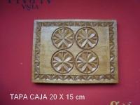 Caja Borde B Centro 33