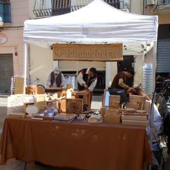 Tallamadera de Feria Medieval_4