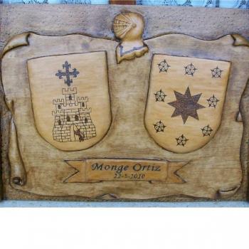 Escudo Monge-Ortiz