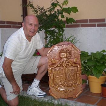 escudo heraldico oviedo-romero