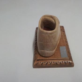 Zapatilla de niño