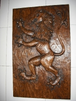 leon heraldico