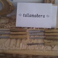Rótulo Tallamadera