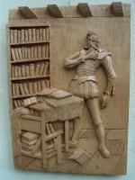 Don Quijote y los libros