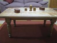 mesa de  Radal