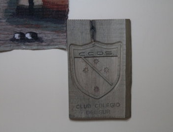 Otro escudo del club