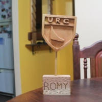 Y el premio es para Romirio