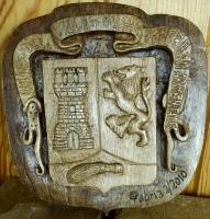 Escudo de Melgar de Fernamental (Burgos), por \