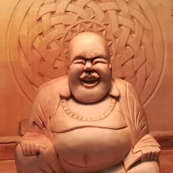 Happy Buddha por Francisco_1