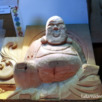 Happy Buddha por Francisco_18