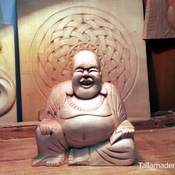 Happy Buddha por Francisco_32